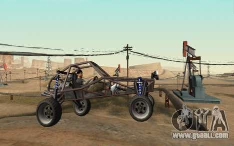 New Sky for GTA San Andreas third screenshot