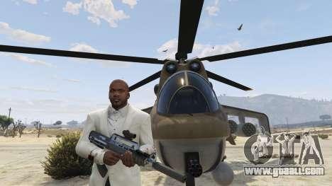 GTA 5 Realistic rocket pod 2.0