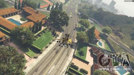 GTA 5 Realistic rocket pod 2.0 ninth screenshot