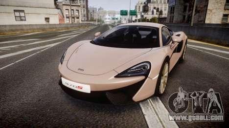 McLaren 570S 2015 rims1 for GTA 4