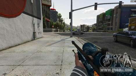Hyper Beast Edition: AWP for GTA 5