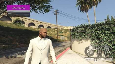 GTA 5 The Manager cut scenes second screenshot