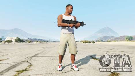 GTA 5 SRSS Bulldog 762 second screenshot
