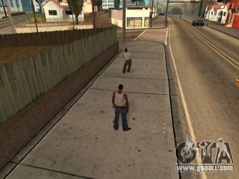 Animation from GTA Vice City for GTA San Andreas tenth screenshot