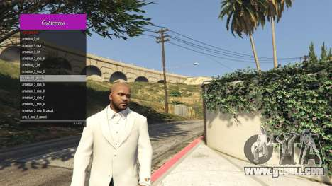GTA 5 The Manager cut scenes third screenshot