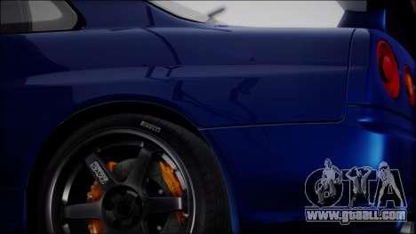 ENB KISEKI V3 for GTA San Andreas third screenshot