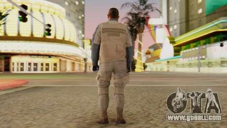 [GTA5] BlackOps1 Army Skin Desert for GTA San Andreas third screenshot