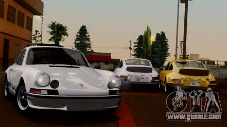 Porsche 911 Carrera RS 2.7 Sport (911) 1972 HQLM for GTA San Andreas