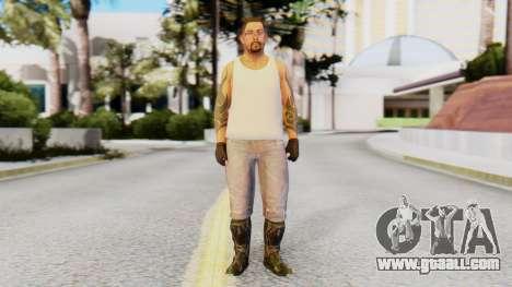 [GTA5] The Lost Skin6 for GTA San Andreas second screenshot