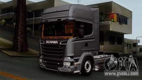 Scania R730 Streamline 4x2 for GTA San Andreas