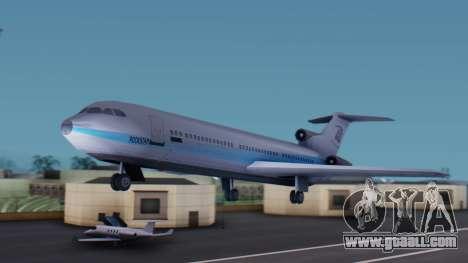 DMA Airtrain from GTA 3 v1.0 for GTA San Andreas