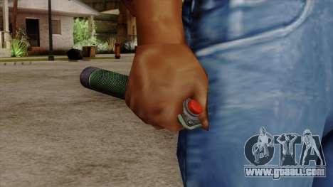 Original HD Bomb Detonator for GTA San Andreas third screenshot