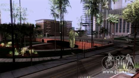 New Glen Park for GTA San Andreas third screenshot