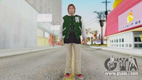 [GTA5] Families Member for GTA San Andreas second screenshot