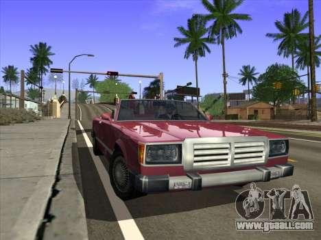 Ultimate Graphics Mod 2.0 for GTA San Andreas third screenshot