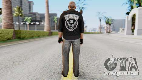 [GTA5] The Lost Skin5 for GTA San Andreas third screenshot