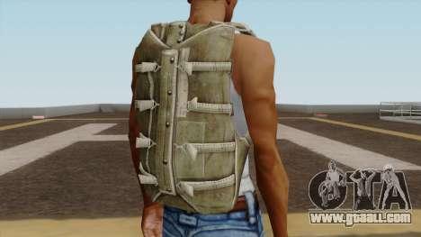 Original HD Parachute for GTA San Andreas third screenshot