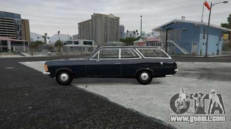 Chevrolet Caravan 1975 1.1 for GTA 5