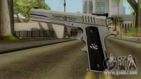Original HD Colt 45 for GTA San Andreas second screenshot