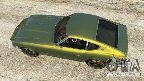 Datsun 240Z for GTA 5