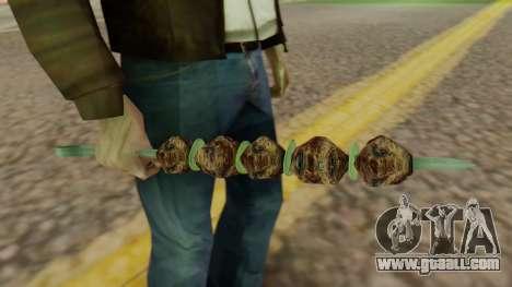 Skewer for GTA San Andreas second screenshot