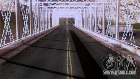 Roads Full Version LS-LV-SF for GTA San Andreas seventh screenshot