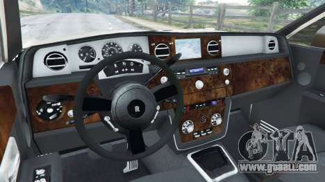 Rolls-Royce Phantom EWB v0.6 [Beta] for GTA 5