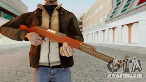 SKS SA Style for GTA San Andreas third screenshot