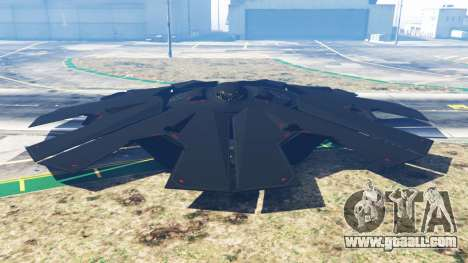 Stealth UFO [Beta] for GTA 5