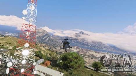 GTA 5 New weather and lighting v2.0 fifth screenshot