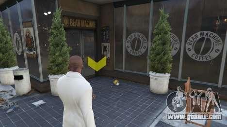 GTA 5 Coffee shops in GTAV third screenshot
