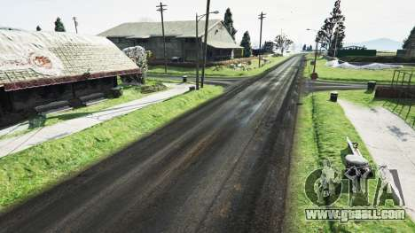 North Yankton without snow v1.1 for GTA 5