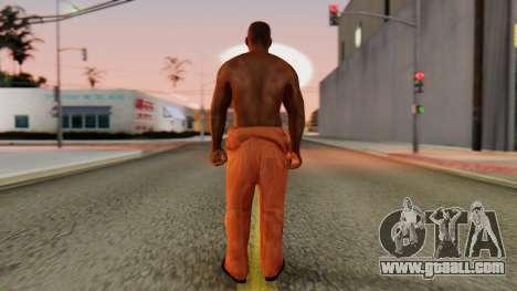 [GTA 5] Prisoner1 for GTA San Andreas third screenshot
