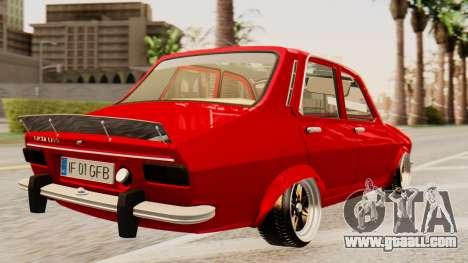 Dacia 1300 GFB v2 for GTA San Andreas left view