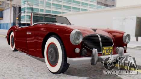 Ascot Bailey S200 from Mafia 2 for GTA San Andreas