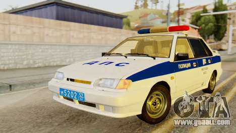 VAZ 2115 DPS for GTA San Andreas
