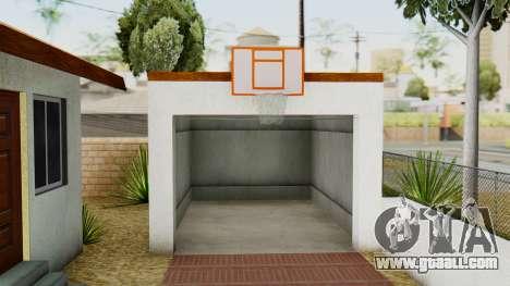 Big Smoke House for GTA San Andreas forth screenshot