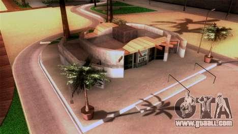 New beach in Los Santos for GTA San Andreas forth screenshot