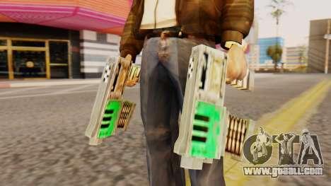 Warhammer Tec9 for GTA San Andreas third screenshot