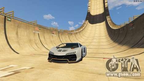 GTA 5 Maze Bank Loop The Loop second screenshot