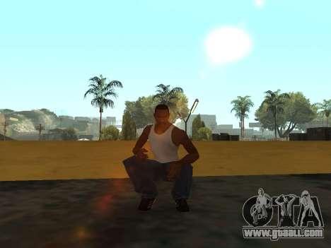 Animation from GTA Vice City for GTA San Andreas third screenshot