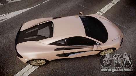 McLaren 570S 2015 rims1 for GTA 4 right view