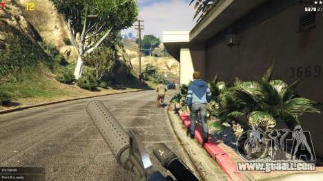 GTA 5 Gang wars 0.2 third screenshot