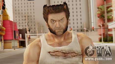 Wolverine v1 for GTA San Andreas