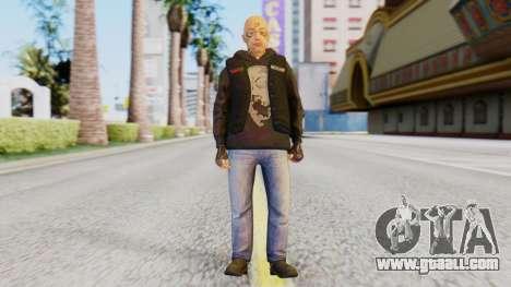 [GTA5] The Lost Skin4 for GTA San Andreas second screenshot