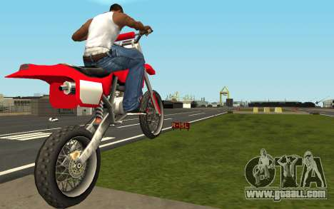 New Sky for GTA San Andreas second screenshot
