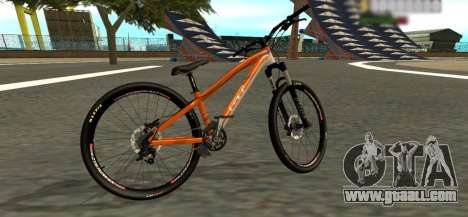 GT La Bomba 2013 for GTA San Andreas