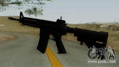 AR-15 Ironsight for GTA San Andreas second screenshot