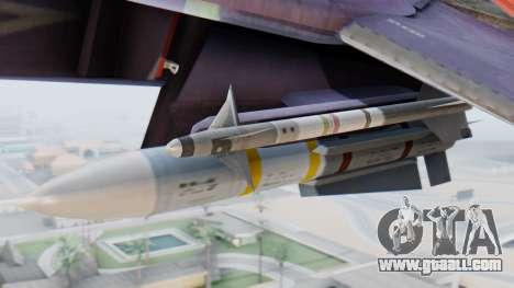 F-14D Zipang for GTA San Andreas right view