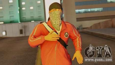 [BF Hardline] Gang Professional for GTA San Andreas